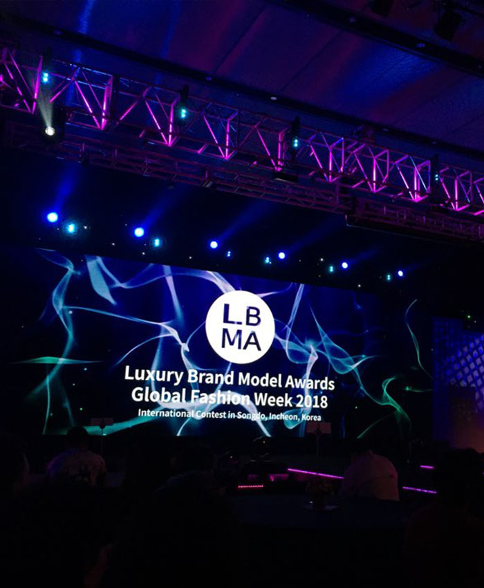 5th Luxury Brand Model Awards